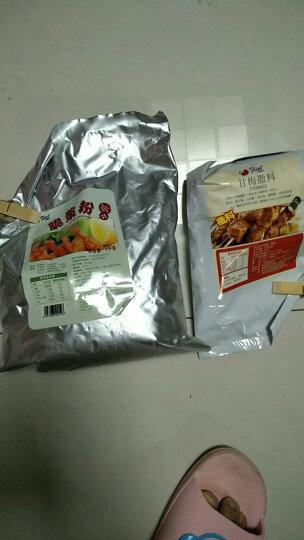 富琳特甘梅撒料500g甘梅粉台湾鸡排地瓜薯条专用梅子粉番薯条 晒单图