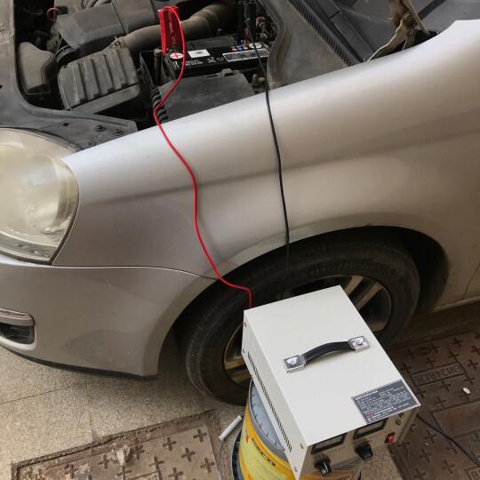 德力西电气全自动充电机 全智能纯铜汽车摩托车电瓶充电器6-24V/10A/20A/30A 6-24V 30A GCAH2430 晒单图