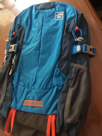 探路者(TOREAD) 登山包 户外男女通款30升双肩背包 徒步旅行背包 ZEBF80609 黑色/深灰 晒单图