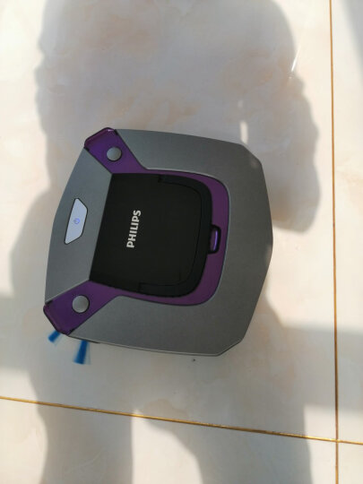 飞利浦(PHILIPS)扫地机器人扫地机拖地机一体机智能家用纤薄吸尘器FC8796/82 晒单图