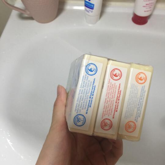 Goat Soap 手工山羊奶皂 澳洲进口儿童成人沐浴洗澡香皂 洗脸洁面肥皂 全家适用  原味实惠装100g*6 晒单图