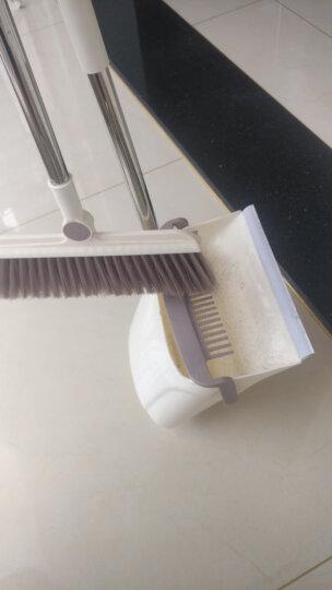 家杰优品 魔术无尘扫把刮水器地刮玻璃刮无痕扫把浴室水刮扫水扫地 JJ-S006 晒单图