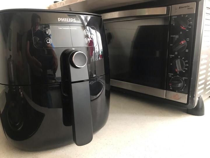 飞利浦(PHILIPS) 空气炸锅家用无油智能多功能电炸锅 米色HD9233/40数字化显示-畅销经典款 晒单图