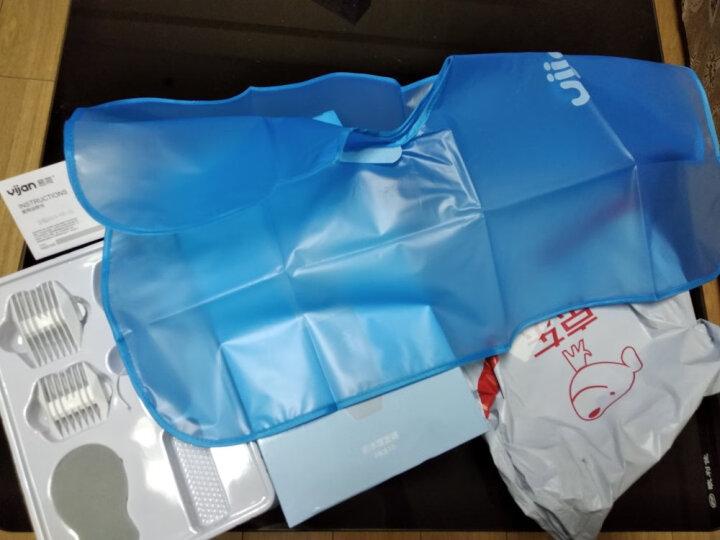 易简(yijan)婴儿童理发器 1小时快充 悬挂刀头宝宝剃头器 电推剪发器防水礼盒装 HK600A 晒单图