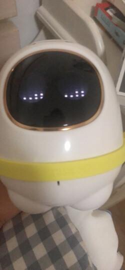 科大讯飞机器人 阿尔法蛋超能蛋智能机器人儿童学习早教玩具国学教育智能对话陪伴机器人 白色 晒单图