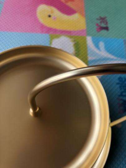 加拿大umbra 化妆品收纳盒首饰盒创意珠宝口红护肤品首饰架收纳架桌面置物架 金色(大号) 晒单图