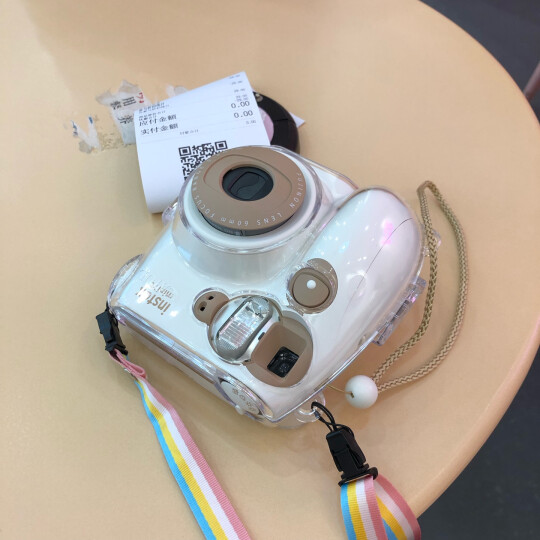 富士instax立拍立得 一次成像相机 mini7s相机 基础配件礼包 晒单图