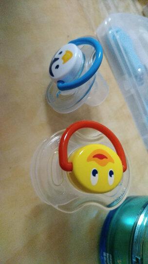 飞利浦新安怡 安抚奶嘴 奶嘴 新生儿 硅胶 0-6个月对装男宝 动物图案 SCF182/12 晒单图