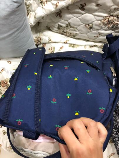 aardman妈咪包多功能大容量双肩妈妈包待产包双肩背包HY-1709黑色 晒单图