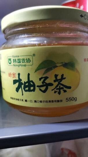 韩国进口 韩国农协 蜂蜜生姜茶1000g 晒单图