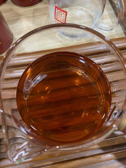 乐品乐茶 茶叶 红茶 祁门红茶特级工夫红茶叶非散装 125g*4共500g罐装 晒单图