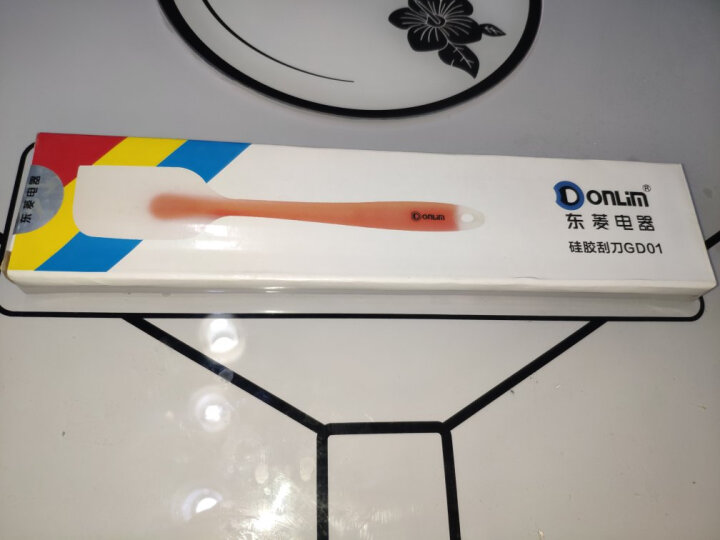 东菱 Donlim 烘焙工具 一体成型设计 食用级刮胶刮刀 耐高温 GD01 晒单图