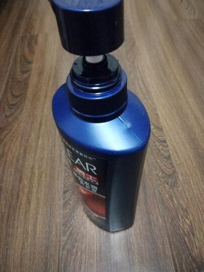 清扬(CLEAR)洗发水 男士去屑洗发露多效水润养护型500g(新老包装随机发)(氨基酸洗发) 晒单图