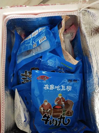 【领券满199-100】唐人基 火锅丸子套餐共850g蟹黄包牛肉丸福州鱼丸海胆包芝心包5种口味火锅食 晒单图