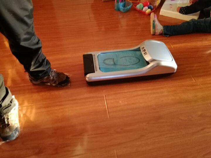 木野村 鞋套机家用全自动新款一次性脚套机鞋膜机智能覆膜机套鞋机 银色 晒单图