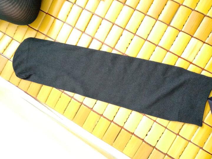 南极人男士袜子男休闲运动商务短袜丝袜9双装 9双黑色 晒单图