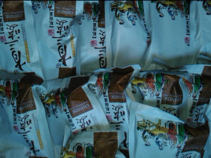 肖三婆私房菜_四川特产零食小吃美食鸭郡把香辣卤麻辣鸭肠头200g 麻辣味 晒单图