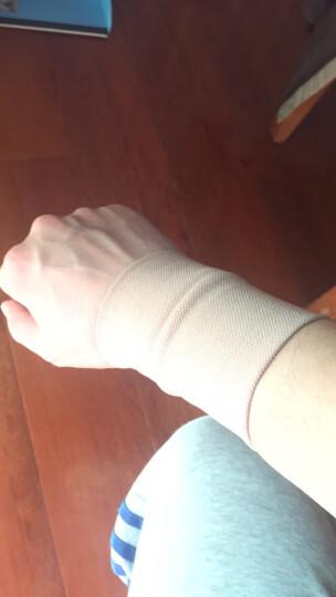 曼迪卡威 护腕 女保暖医用关节炎妈妈手腱鞘炎防护运动扭伤护手腕鼠标手 护手掌单只装 M(手腕16CM) 晒单图