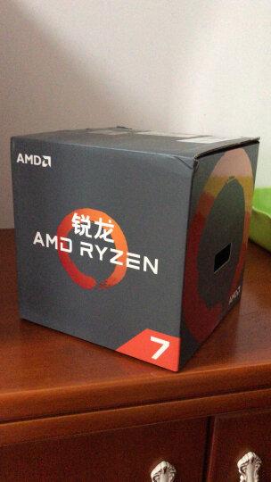 AMD 锐龙7 1700 处理器 (r7) 8核16线程 3.0GHz AM4接口 盒装CPU 晒单图
