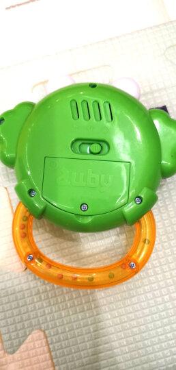 澳贝(AUBY)儿童玩具 青蛙小鼓婴幼儿童手拍鼓音乐鼓声光音乐 463430DS 晒单图