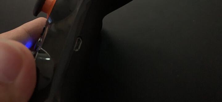 莱仕达 灵动3 无线游戏手柄 安卓电视/PS3/PC电脑Steam手柄 鬼泣5只狼刺客信条怪物猎人FIFA实况 黑 PXN-9603 晒单图