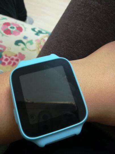 小寻Mibro 小米生态链 儿童电话手表彩屏版 生活防水 GPS定位 学生儿童定位手机 智能手表 男女孩 天蓝色 晒单图