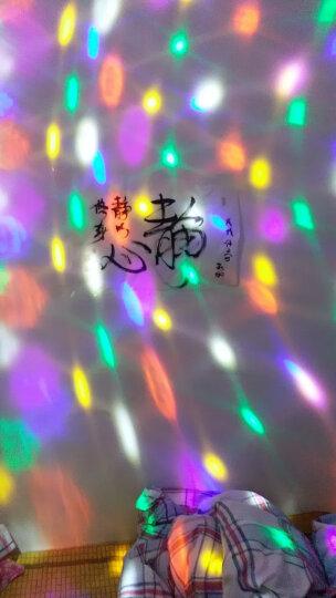 笑耀闪 声控ktv灯光彩灯球 带蓝牙酒吧舞台灯光家用球球七彩旋转灯迪厅灯 七彩声控跳变+自动(无遥控) 晒单图