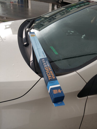 卡迩无骨雨刷器/雨刮器卡尔26/16(一对)丰田RAV4后不挂备胎款/丰田C-HR/奕泽IZOA/普锐斯/雪铁龙C2/C3-XR 晒单图