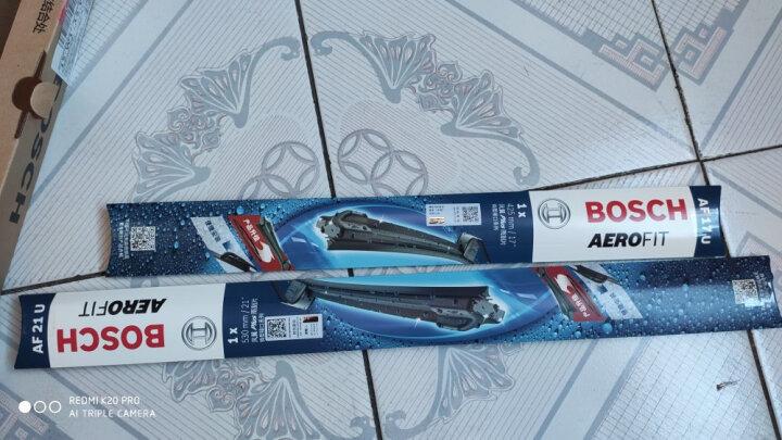 博世(BOSCH)雨刷器/雨刮器风翼U型无骨24/16对装(众泰Z500/Z560/森雅R7/16-18奔腾B50/奔腾X80/X40) 晒单图