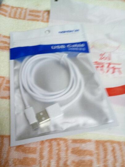 诺希(NOHON) X15 Micro 安卓手机数据线/充电线 1.5米 白 适于三星/小米/华为/OPPO R9/VIVO X7 晒单图