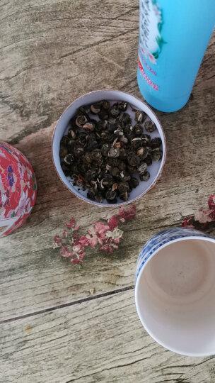 老缪家茶叶 花草茶 胎菊花茶 2罐共80克 【两种包装随机发货】 晒单图