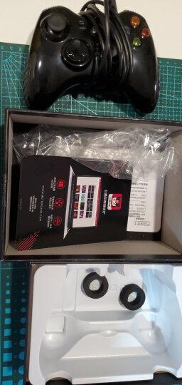 北通(Betop)阿修罗2有线游戏手柄xbox360精英PSPC电脑Steam电视鬼泣5只狼刺客信条怪物猎人NBA2kFIFA实况 黑 晒单图