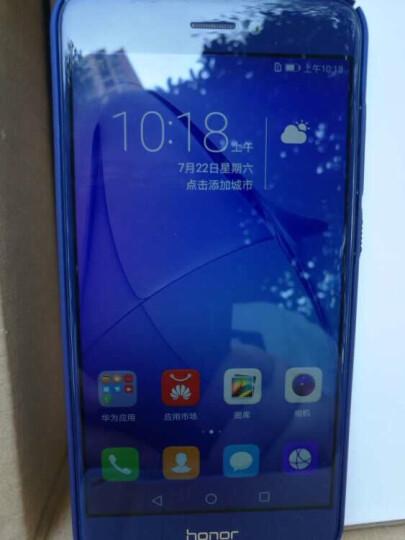 荣耀8青春版 全网通 高配版 4GB+32GB 幻夜黑 晒单图