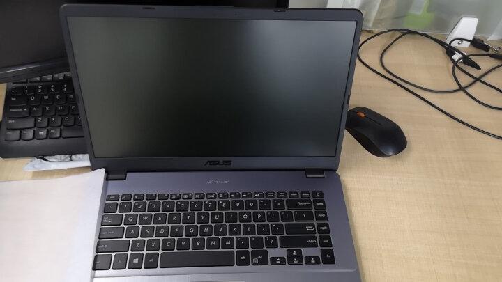 华硕(ASUS)笔记本电脑K505轻薄本手提电脑学生办公商务本超极超薄本 【标配版】双核/4G/256G固态 灰 晒单图