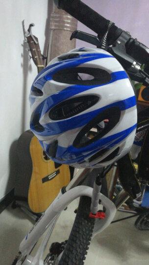 奥塞奇(osagie)OT2 骑行头盔男女超轻大小码安全帽自行车头盔山地车头盔一体成型男女款均码自行车配件 晒单图