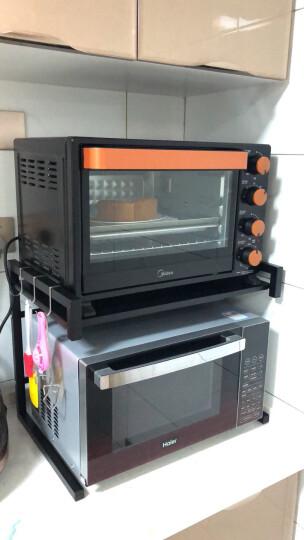 美的(Midea)T3-L326B 家用多功能电烤箱 32升 旋转烧烤 上下管独立控温 晒单图