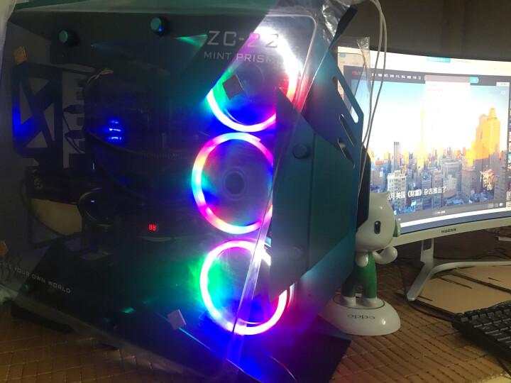 名睿 i7 六核/GTX1070 8G/8GDDR4内存高端水冷独显游戏台式电脑主机/DIY组装机 晒单图
