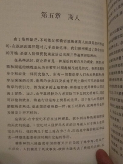 汉译世界学术名著丛书:中世纪的城市 晒单图