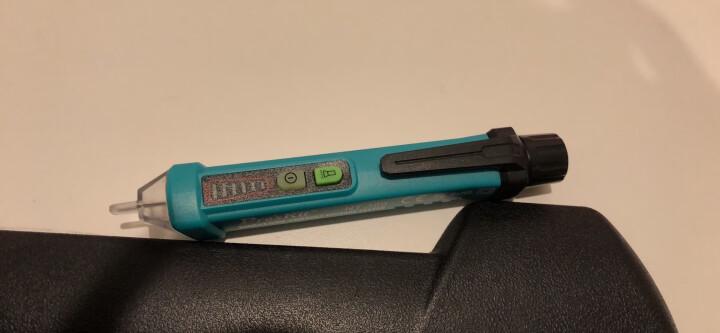宝工(Pro'skit) NT-306 非接触验电笔 测电笔 感应电笔 试电笔验电笔电工笔 晒单图