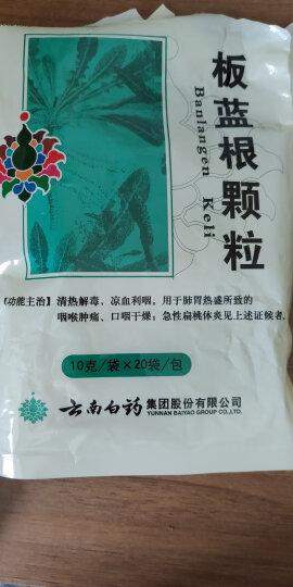 云南白药四季感冒片24片感冒药发热头痛 咳嗽 咽喉疼痛 晒单图