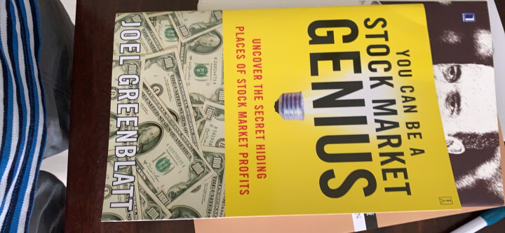 You Can be a Stock Market Genius你能成为股市天才 英文原版 晒单图