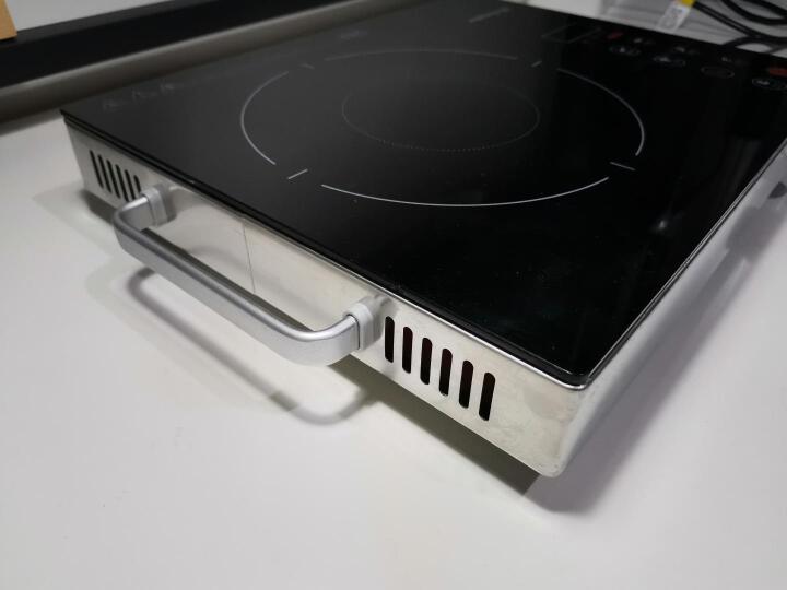 九阳(Joyoung)电磁炉 电陶炉 家用火锅套装 电池炉 大功率 旋转控温 红外光波加热 H22-x3 赠烤盘(邓伦推荐) 晒单图