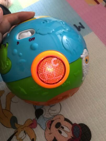 澳贝(AUBY)儿童玩具 小象喇叭 摇铃婴幼儿童学爬玩具男孩女孩玩具(新旧配色随机发货)461204 晒单图
