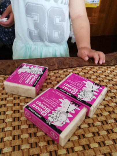 Goat Soap 洗手洁面沐浴皂 山羊奶手工香皂 保湿滋润 燕麦味 澳洲进口 100g 孕妇婴儿适用 晒单图