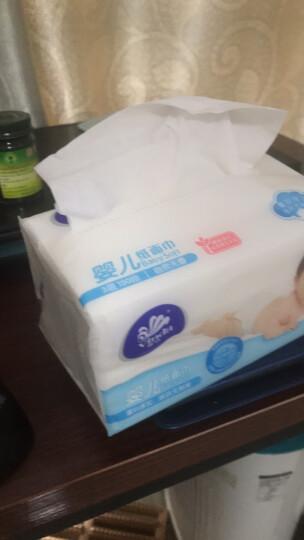 维达(Vinda) 抽纸 婴儿3层120抽软抽*18包纸巾(大规格) 整箱销售 晒单图