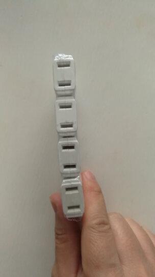 视明通 监控防水箱电源母插头 室外防水盒电源插头 监控二脚母插座 不带线 晒单图