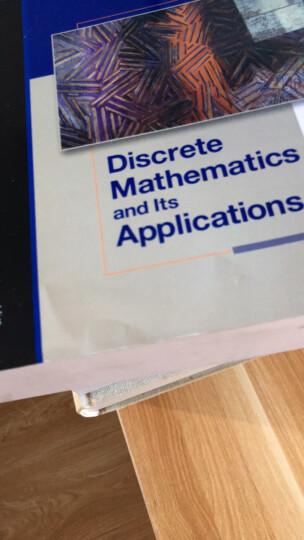 离散数学及其应用(英文版)(第7版) 晒单图