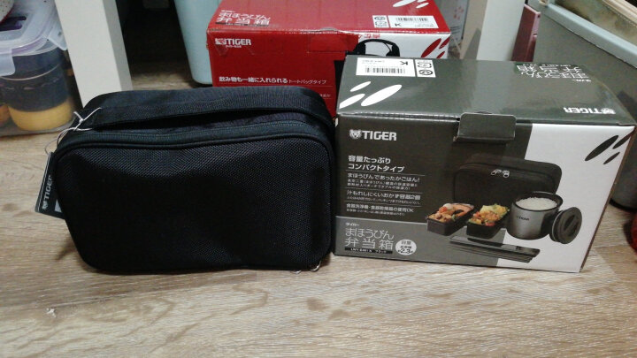 日本进口虎牌(Tiger)梦重力焖烧杯不锈钢水杯保温桶/壶 儿童男女学生食物罐 MCL-A030-PC300ml粉红色 晒单图