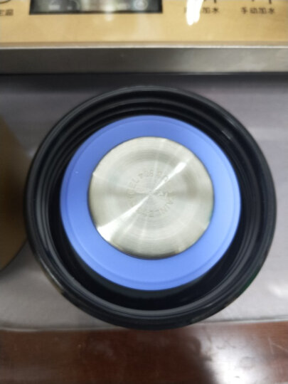然也(RAE)450ml双层不锈钢保温杯壶WCO系列泡茶杯子 男女士情侣学生时尚商务车载办公水杯 粉色R3323 晒单图