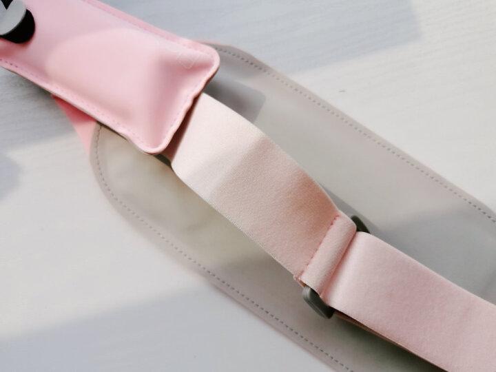飞乐思(Flexwarm)多功能小羽绒被子 远红外线电热毯 暖宫暖腹护腰护膝护肩保暖 宿舍办公室 单人 晒单图